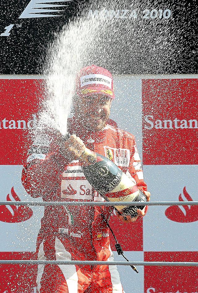 Fernando Alonso asalta el título del Mundial