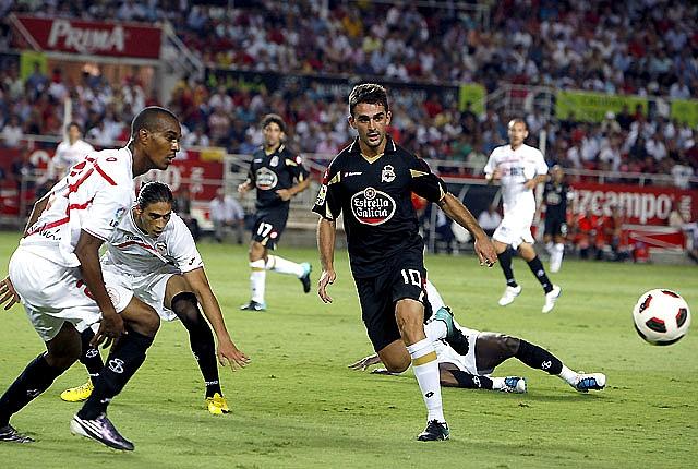 Colunga y Gavilán guían al Getafe hacia una goleada