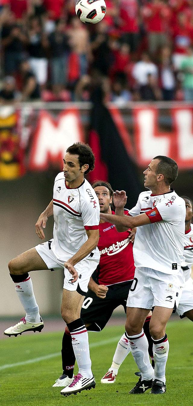 Osasuna sale con derrota de su visita a Mallorca
