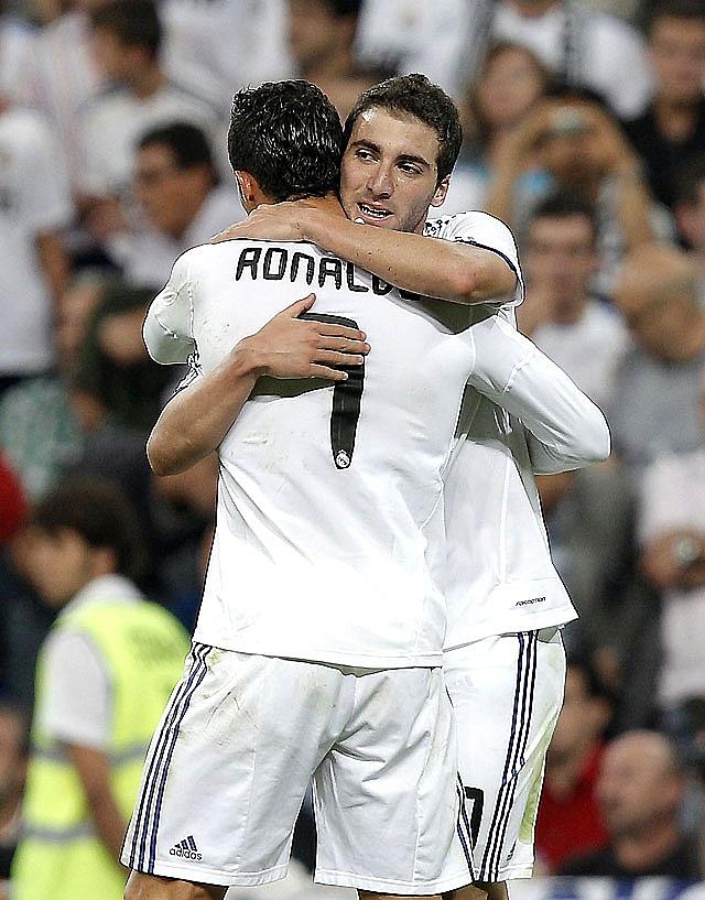 Un espeso Real Madrid derrota al Espanyol en el estreno goleador de Cristiano en esta Liga (3-0)