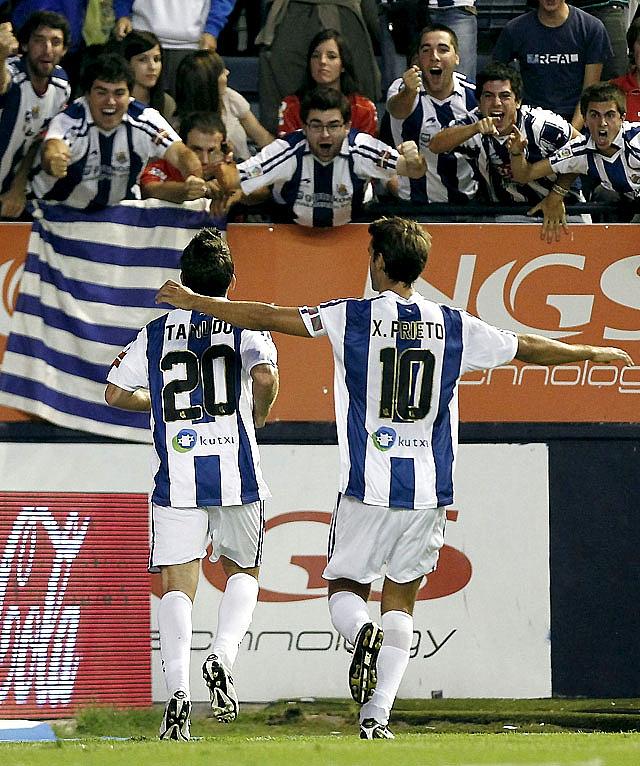 Llorente y Sarpong, novedades en la lista de la Real Sociedad