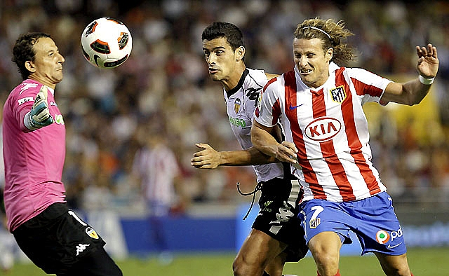 El Almería puso el dominio y el Levante, el gol (0-1)