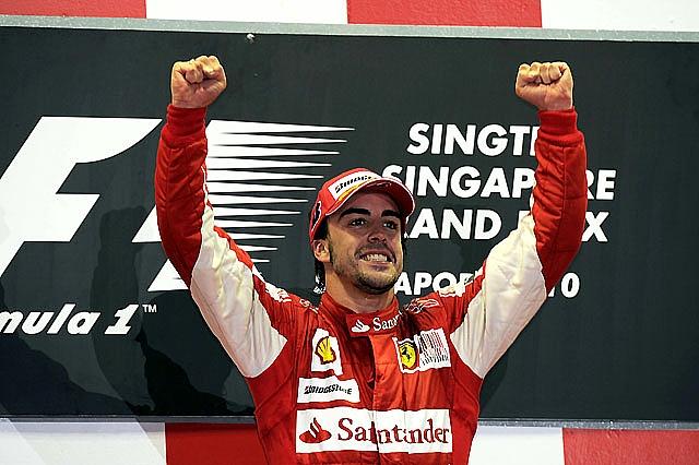 "Alonso, optimista: ""Parece que volvemos a ser competitivos"""