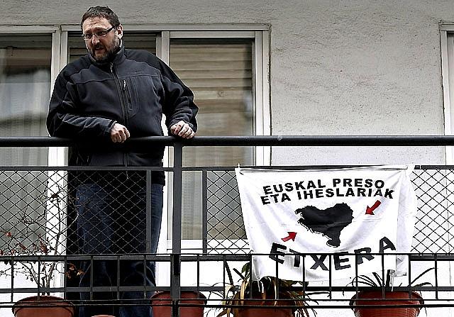 Diez arrestos en una operación contra el entorno de ETA en Navarra y Álava