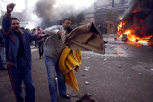 El Gobierno egipcio presenta su dimisión