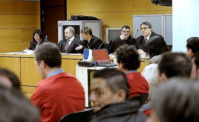 """Los dos autores materiales del crimen de Cordovilla admiten que lo hicieron """"por dinero"""""""