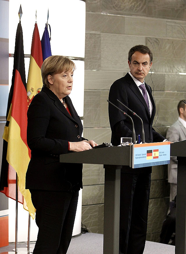 La Cámara de Comercio alemana en España dice que Merkel viene a estrechar lazos y no a hacer un examen