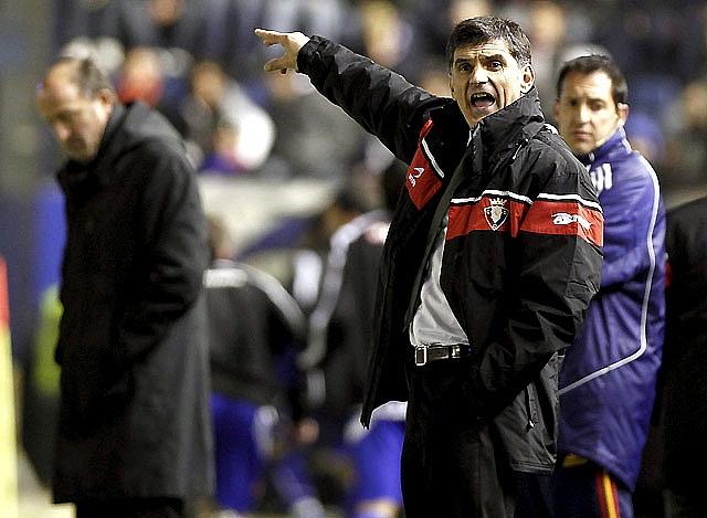 Nico Medina termina su relación con Osasuna