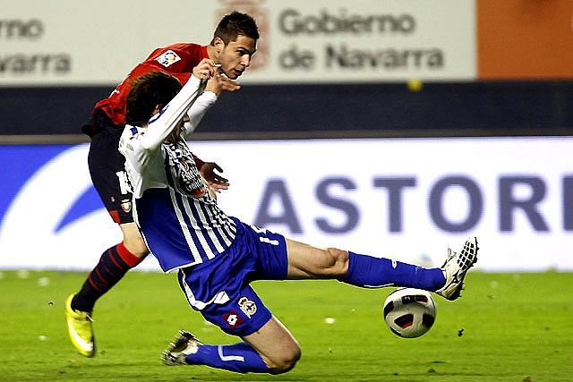 Osasuna cae en la trampa de Lotina y suma un punto que sabe a derrota (0-0)